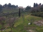 veduta dei colli di Bergamo