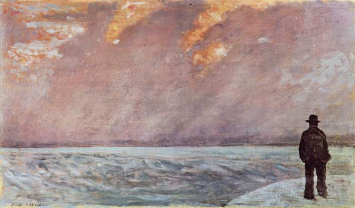 Giovanni Fattori, La tempesta